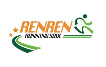 RENREN Running soul Logo設計